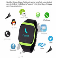 Wholesale Price Waterproof Android Phone - Smart Watch E07S Smartwatch Wrist Band Smart Bracelet Pedometer Message Display For IOS and Android Phone Wholesales Factory Price