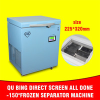 Wholesale Lcd Touch Display Separator - NEW Arrival Intelligent digital touch display frozen lcd separator machine freezing touch screen separating split repair machine -150 degree