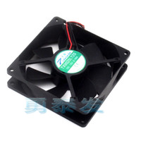Wholesale New Brand Computer Case - Brand new TX9025L12S 9cm 90mm DC 12V 0.16A 90*90*25 mm axial computer case cooling fan Free Shipping high quality