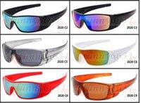 lunettes de soleil gratuites achat en gros de-Été nouveau hommes mode cool lunettes de soleil conduite plage lunettes femmes Vélo Extérieur Lunettes de Soleil lunettes 10 couleurs livraison gratuite