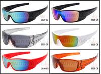 gafas de sol gratis al por mayor-Verano nuevos hombres de moda gafas de sol frescas que conducen gafas de playa mujeres ciclismo gafas de sol al aire libre espectáculos 10 colores envío gratis
