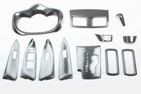 Wholesale Rav4 Interior - Accessories Carbon fiber Car Interiors For 2009-2013 TOYOTA RAV4 12pcs set