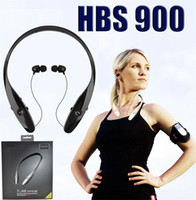 Wholesale Headphones For Lg - HBS 900 Wireless Bluetooth Headphone For Samsung Note 8 i Phone 7 LG HTC Smart Phone Stereo Earphone HBS900