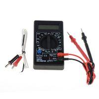 Wholesale Voltage Amp Tester - Digital Multimeter Volt  Amp Ohm Temperature Meter Vehicle Voltage Tester B00337 SMAD