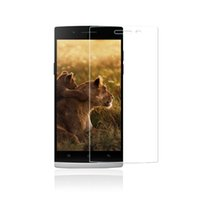Wholesale Oppo Screen - Ultra Thin Tempered Glass Screen Protecter for OPPO Find7 X9007 Find5 X909 Glass Protector for OPPO Phone Anti-scratch