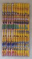 paquet d'approvisionnement achat en gros de-Livraison gratuite 5 Pack 60 Pcs Pika chu étudiants crayon Papeterie Fournitures scolaires de Noël