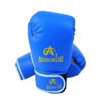 Wholesale Fight Types - boxing gloves Sanda gloves Playing sandbags gloves Breathable mesh cloth fastening type fight gloves High quality boxing