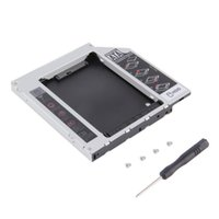 Wholesale SATA nd HDD HD Hard Driver Caddy for mm Universal CD DVD ROM Optical Bay