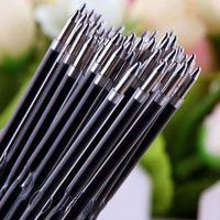 plumas de tinta retráctil al por mayor-100 unids / lote 0.7 mm Recambio de bolígrafo Adecuado para Pluma retráctil Negro / BlueRed ink Recargas de pluma de alta calidad