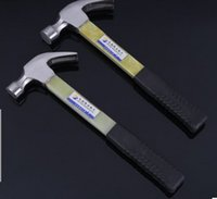 Wholesale Bakelite Handles - Bakelite handle claw hammer insulation plastic bag handle claw nails home maintenance special iron hammer