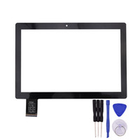 Wholesale Tablet Pc Screen Repairs - Wholesale- 10.1'' inch Touch Screen for HOTATOUCH C167244A1-DRFPC342T-V1.0 Tablet PC Glass Panel Digitizer with Repair Tools