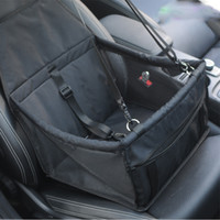 Wholesale Dog Car Seat Carrier - Pet Dog Carrier Car Seat Pad Safe Carry House Cat Puppy Bag Car Travel Accessories Waterproof Dog Bag Basket Pet Products
