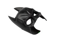 Wholesale Batman Bruce Wayne - The Film Batman Theme Mask Super Hero Bruce Wayne Resin Masks For Halloween Masquerade House Mask For Parties Free Shipping