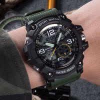 Wholesale Wrist Watch Jade - clock brand 2017 Military Sport Watch Men Top Brand Luxury Famous Electronic LED Digital Wrist Watch Male Clock For Man Relogio Masculino