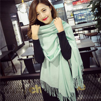 Wholesale Ring Brushed - Luxury pashmina scarf plain brushed scarf shawl for lady and women prom dresses wedding dresses meet Eu starndard