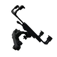 Wholesale Car Inch Gps Holder - For IPod IPad GPS 7 To 12 Inch Tablet PC Universal 360 Rotating Car Back Holder Seat Headrest Mount Bracket Stand Kit With Retailpackage
