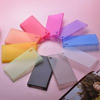 Wholesale Nexus Matte - 0.3mm Slim Matte Frosted Transparent Clear Soft PP Cover Case for Huawei P7 P8 Mate7 LG G4 Google Nexus 6
