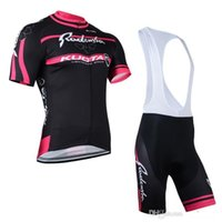 Wholesale Womens White Lycra Cycling Shorts - Radenska Kuota Ropa Ciclismo Womens Short Cycling Suit Moisture-wicking Black Red Cycling Jersey Sets Bicycle Clothing for Girl Padded Pants