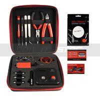 ingrosso aprire il kit di strumenti ricostruiti-100% originale Coil Master KIT KIT V3 aggiornato con 521 Mini Tab per Coil Rebuild Vape Tool