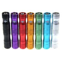 ego x6 vv batería al por mayor-ego X6 Batería VV voltaje de la batería Variable Lava Tube 1300mAh para cigarrillo electrónico también EGO evod twist VISION spinner 2 batería