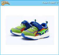 Wholesale Dinosaurs Shoes - kids shoes boys sport winter children shoese tenis infantil 3D dinosaur shoes 22-26