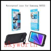 Wholesale Galaxy S4 Waterproof Shock Dirt - Redpepper Waterproof Case For Samsung Galaxy S3 S4 S5 S6 edge plus Note 3 4 5 iphone 6 Plus Water Shock Dust proof