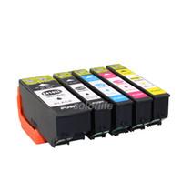 Wholesale Epson Printer Xp - T3391BK , T3401BK, T3402 C ,T3403 M,T3404 Y Non-OEM T410XL Ink Cartridge for XP-530, XP-630 XP-830,Oceanian printer models