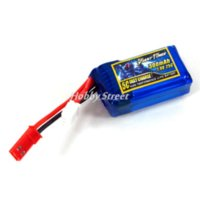 Wholesale Electric Helicopter Model Parts - 7.4V 2S 300mAh 25C Lipo Ultralight with 4cm wire Hot sale micro model flyer battery wholesale toy parts