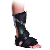 Wholesale feet treatment - Dorsal Night Splint Orthoapaedic Rehab Overnight Treatment For Plantar Fasciitis Achilles Tendonitis Drop Foot Post-Static Pain
