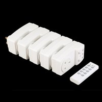 Wholesale Newest Pack UK Plug Wireless Remote Control Power Outlet Light Switch Sockets In Stock
