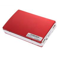 Wholesale Ba Battery - High Quality FW1S 100000mAh Portable Solar Ba FW1S 100000mAh Portable Solar Battery Charger Dual USB External Power Bank Red best sale 2016