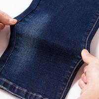 Wholesale Boys Clothes Size Jeans - Wholesale-2016 Big Sales Elasticity Jeans Men's Famous Brand Boy Trousers Autumn Jeans High-End Boy Fashion Pants Clothing