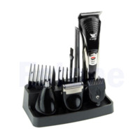 Wholesale Cheap Hair Trimmers - New Cordless Rechargeable Beard Mustache Trimmer Hair Shaver Clipper Groomer Cheap hair natural High Quality hair shaver sizes