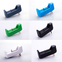 Wholesale Ul Battery - 3.7 V li-ion battery charger 18650 universal filling the gauge CE ul 4.2 V battery charger