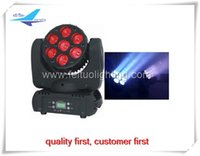 stage lighting online - 12 stage lighting equipment x15w in1 rgbwa led moving head led beam moving head sale online
