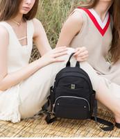 jolies filles à dos achat en gros de-Pretty Style Women Backpack Imperméable À L'eau Oxford Lady Femmes Sacs À Dos Femme Casual Sacs De Voyage mochila feminina Girls pack