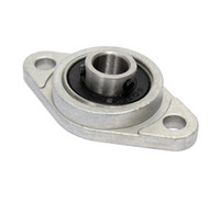 Wholesale 10 pieces set FKL08 Ball bearing Pillow block bearing Miniature bearing bearing bracket Inside diameter mm zinc alloy