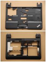 Wholesale Touchpad Cover Case - New Original Lenovo ThinkPad E130 E135 Bottom Base Cover Palmrest Keyboard Bezel Upper Case without Touchpad