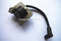 Wholesale Cheap Mowers - Ignition coil module fits Honda GXV140( pre 1997) GXV160(2001) Lawn mower free shipping cheap stator magneto P N 30500-ZG9-801