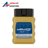 Wholesale adblue obd2 emulator online - 2016 New Arrival Adblue Emulator AdblueOBD2 for Volvo Trucks Adblue DEF Nox Emulator via OBD2 Adblue OBD2 for Volvo
