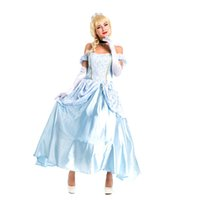 Wholesale Sissi Costume - Carnival Women Cinderella Sissi princess Halloween Fancy Dress