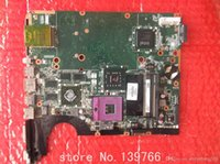 Wholesale Radeon 1gb - 518431-001 board for HP pavilion DV6 laptop motherboard DDR2 with intel chipset with ATI Mobility Radeon HD4650 graphics 1GB memory