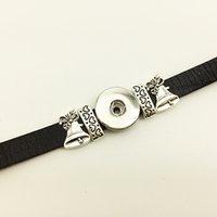 часы оптовых-Мода новое продвижение Strand браслеты девушки часы браслеты для Рождества кожа Оснастки кнопка браслет Bt268 (fit 18 мм 20 мм защелки) партии dr