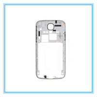 Wholesale Galaxy S4 New Cover - Original New Replacement Parts Middle Chassis Plate Bezel Housing Cover Frame for Samsung Galaxy S4 i9500 i9505 i9506 i337 Free Shipping