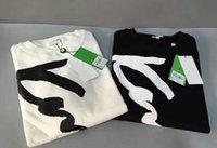 Wholesale Long Sleeve Women Business - Paris Fashion Tiger Brand Black White Letter Printing Men Women Business Leisure Sweatshirts 100% Cotton Autumn Shirts Jogger Sports Jumpers