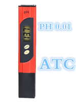 Wholesale Digital Pool Water Tester - Portable Pocket Pen Water PH Meter Digital Tester Quality Measure Range pH for Aquarium Pool Water Laboratory