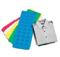 Wholesale Easy Fold - Enfoldment Panel Lazy Large Folding Clothes Board Quick And Easy Plastic Foldings Boards Flip Fold Folder Board Organizer Board KKA2299