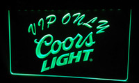 LS477-g Coors VIP Only Bar Beer Neon Light Sign.jpg