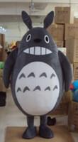 Wholesale Totoro Mascot Costume - Totoro Halloween Costume Fancy Dress Outfit Activities Exhibition mascot