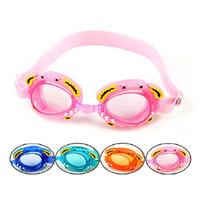 gafas protectoras al por mayor-Gafas de natación a prueba de agua Niños Niños Niños Niñas Gafas de buceo con clip para nariz Earplug Swim Eyewear Crab Bee Niños Natación Gafas